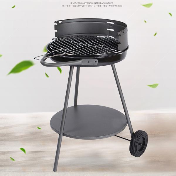 WO/_ PORTABLE FOLDABLE STAINLESS STEEL CAMPING STOVE PICNIC COOKER BBQ RACK STAND