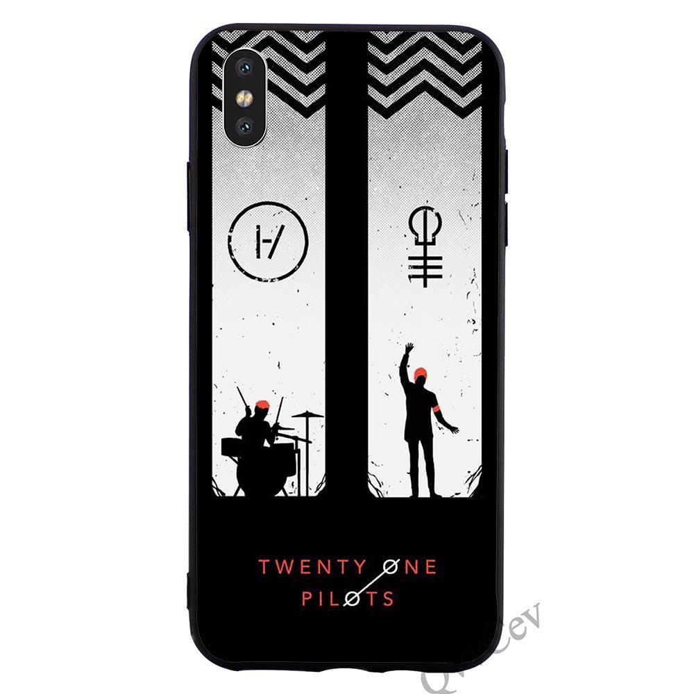 Twenty One Pilots Tyler Joseph Case Cover for Huawei Nova 3i iPhone Samsung Xiaomi
