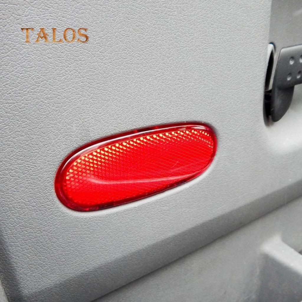 For Pickup Ram 1500 2500 3500 Front Door Interior Panel Reflector Red 5179299AA