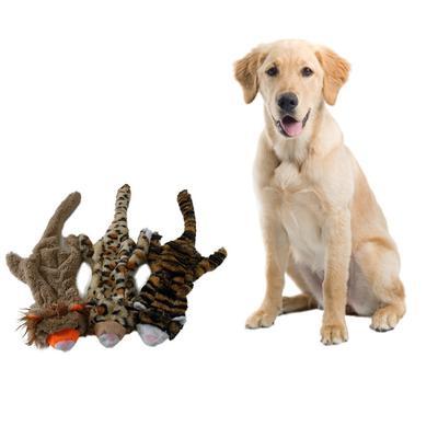 Squeak Toys Pet Puppy Chew Squeaky Plush Sound Stuffed Dog Squeaking Toy