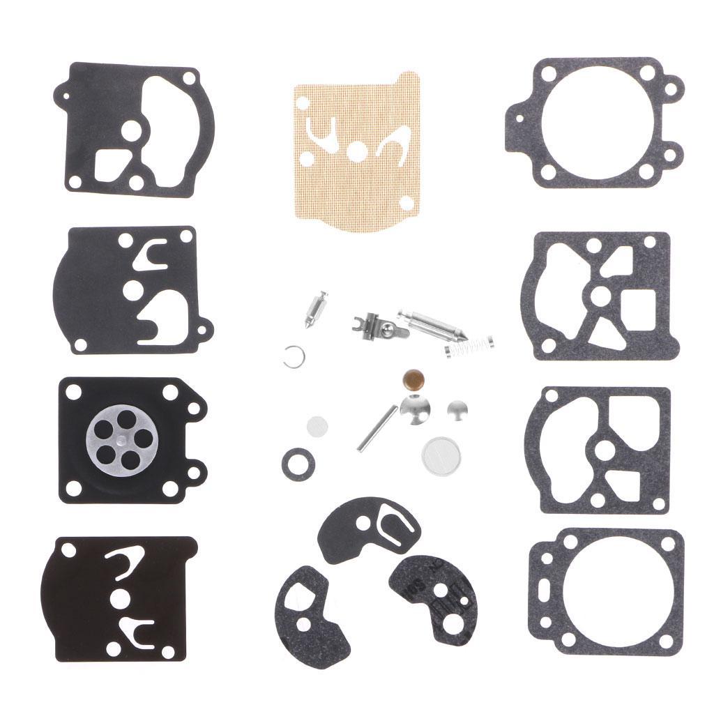 New Carburetor Carb Repair Gasket Diaphragm for Walbro WA WT SeriesCarby K10-WAT
