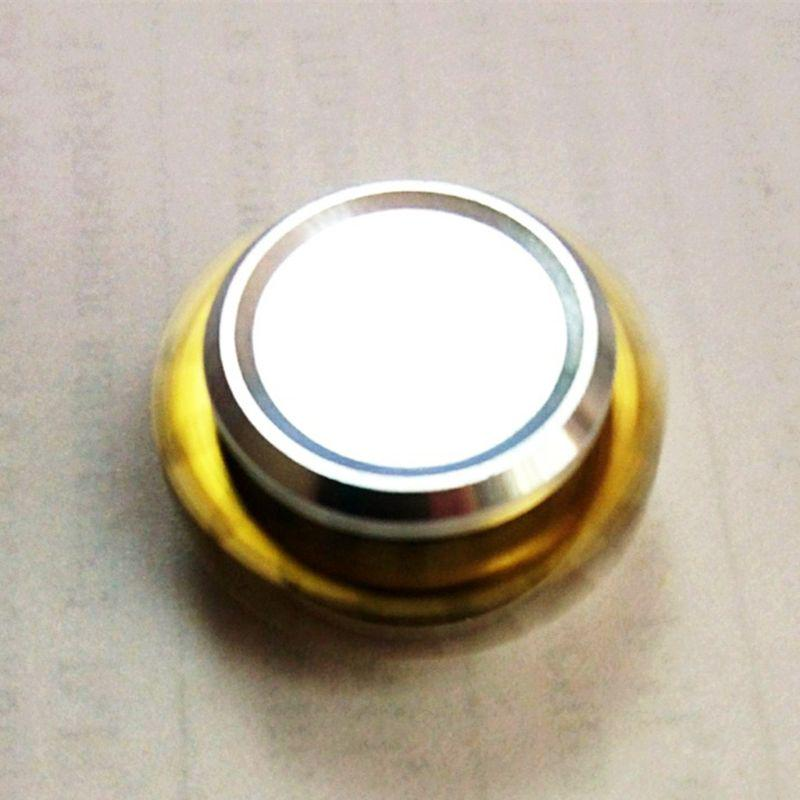 MINI Gear Metal Alloy Spinner Fidget Hand Spinner Finger EDC Focus Toys Gift New