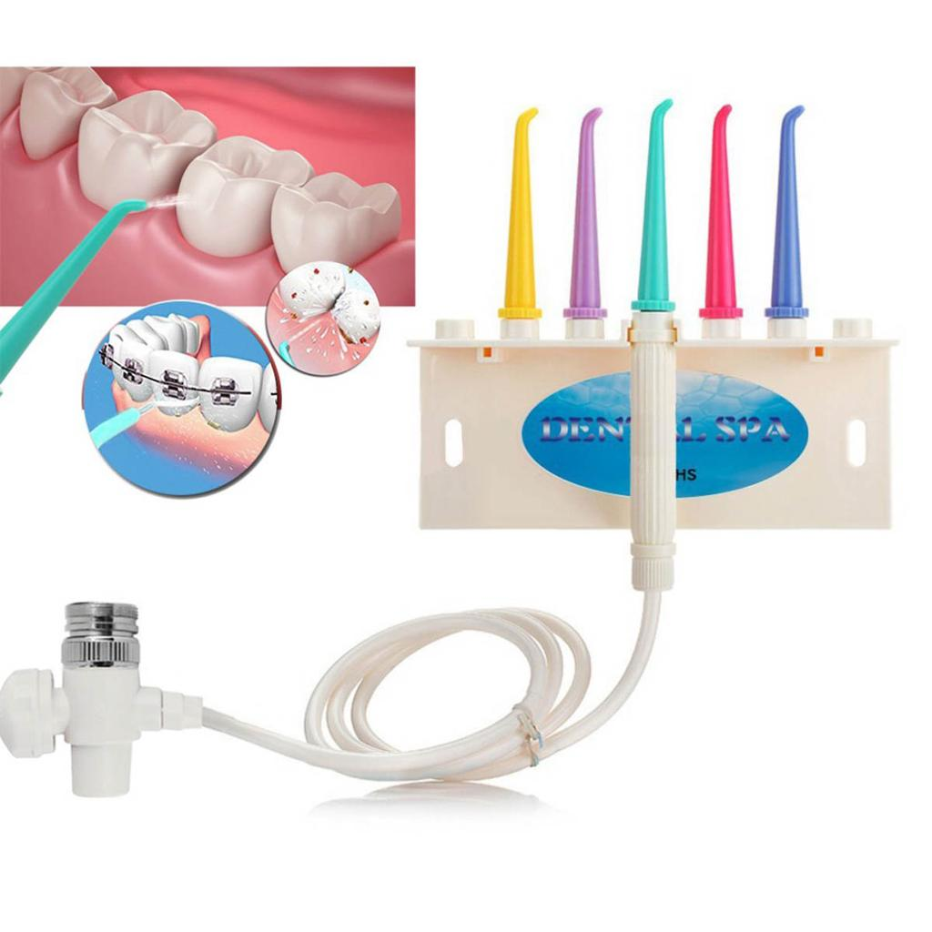New Dental Spa Water Flosser Oral Irrigator Jet Interdental Brush Tooth Cleaner Buy From 15 On Joom E Commerce Platform