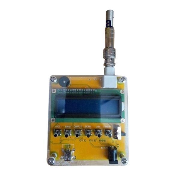 MR100 Digital Shortwave Antenna Analyzer Meter Tester 1-60M For Ham Radio Q9 New