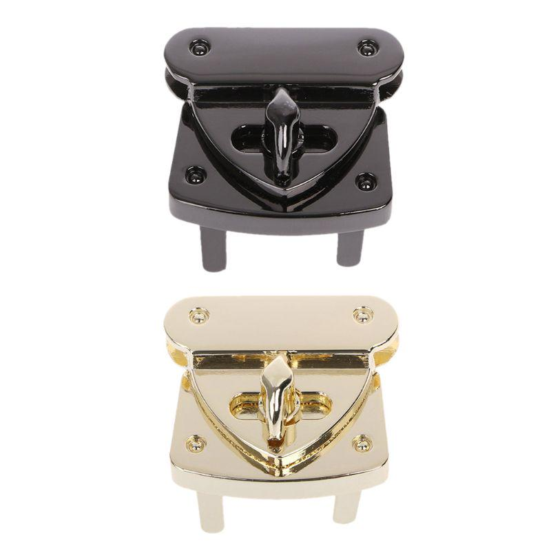 Purse Lock slide bag lock handbag lock purse hardware