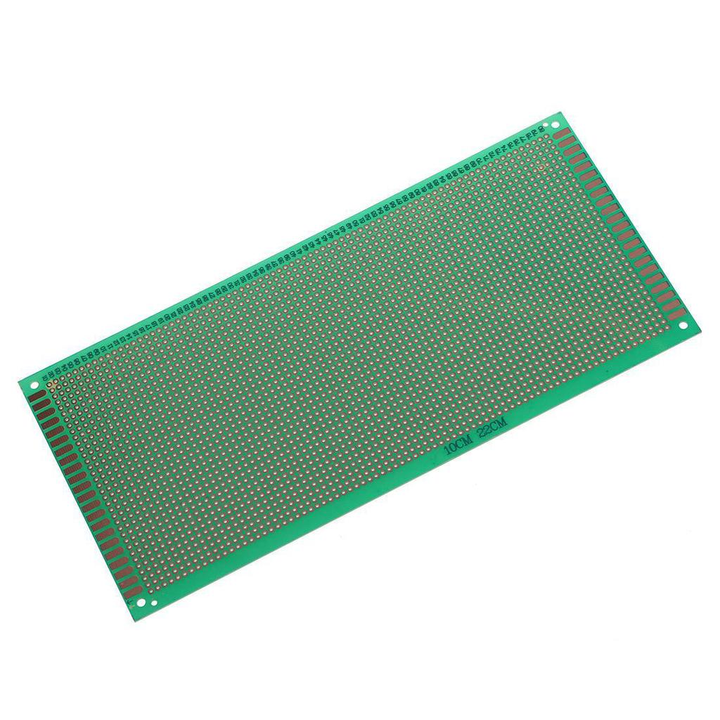 Copper Pcb Glass Fiber Heat Resistant Printed Circuit Board 70x90mm