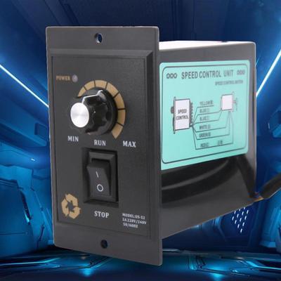 4000W AC 0-120V SCR Voltage Regulator Motor Speed Control Semiconductor Fan CA