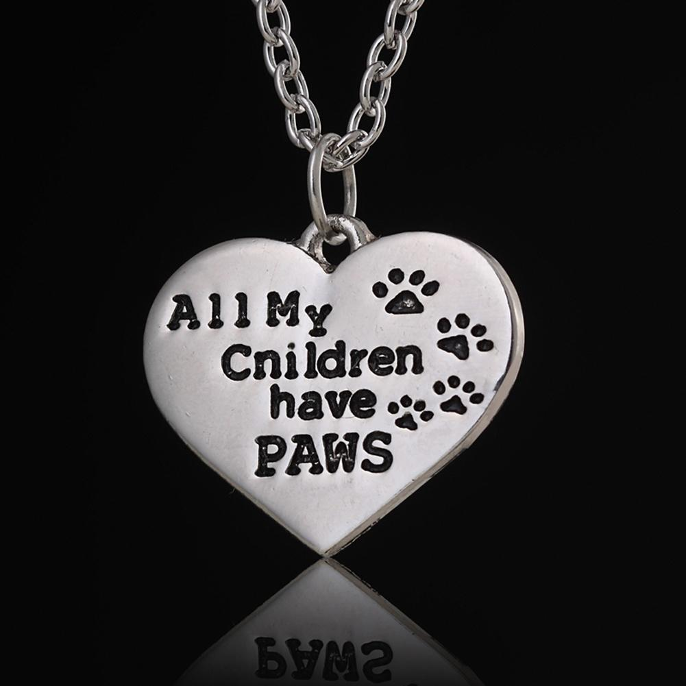 Two Tone Enamel Giraffe Print Heart Custom Engraved Baby Feet Heart Locket Necklace