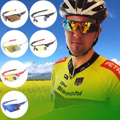 Outdoor Cycling Bicycle Bike Riding Sun Glasses Eyewear Goggle UV400 Lens