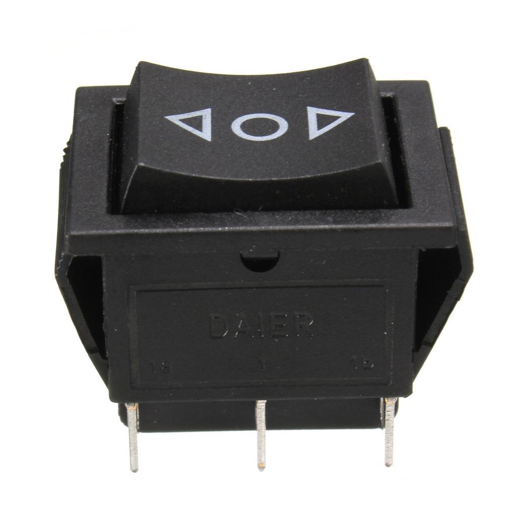 2pcs Universal 5pin DC 12V 20A  Momentary Power Window Rocker Switch Controller
