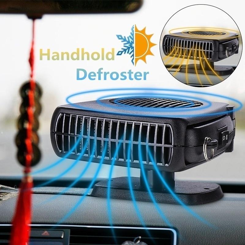 150W 12V Car Truck Auto Heater Hot Fan Windscreen Demister Defroster Warmer US