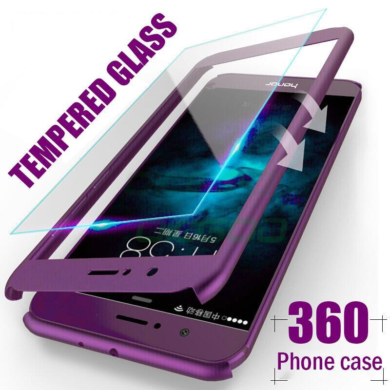 Для Samsung S10 S8 Плюс 360 Полный защитный телефон Чехол Для iPhone XS X Huawei P30 Pro Честь 8X фото