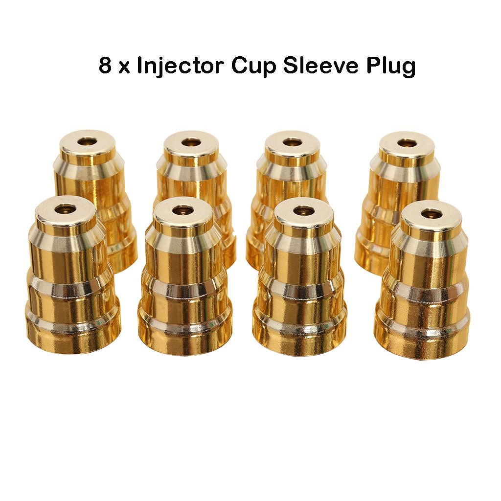 Injector Sleeve Cup Removal /& Installation tool with Parts Kit For 1994-2003 Ford Powerstroke 7.3L and Navistar T444e
