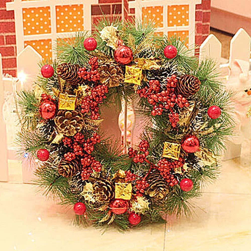 12pcs Bows Bowknot Hanging Ornament Christmas Decoration Holiday Tree Hanger