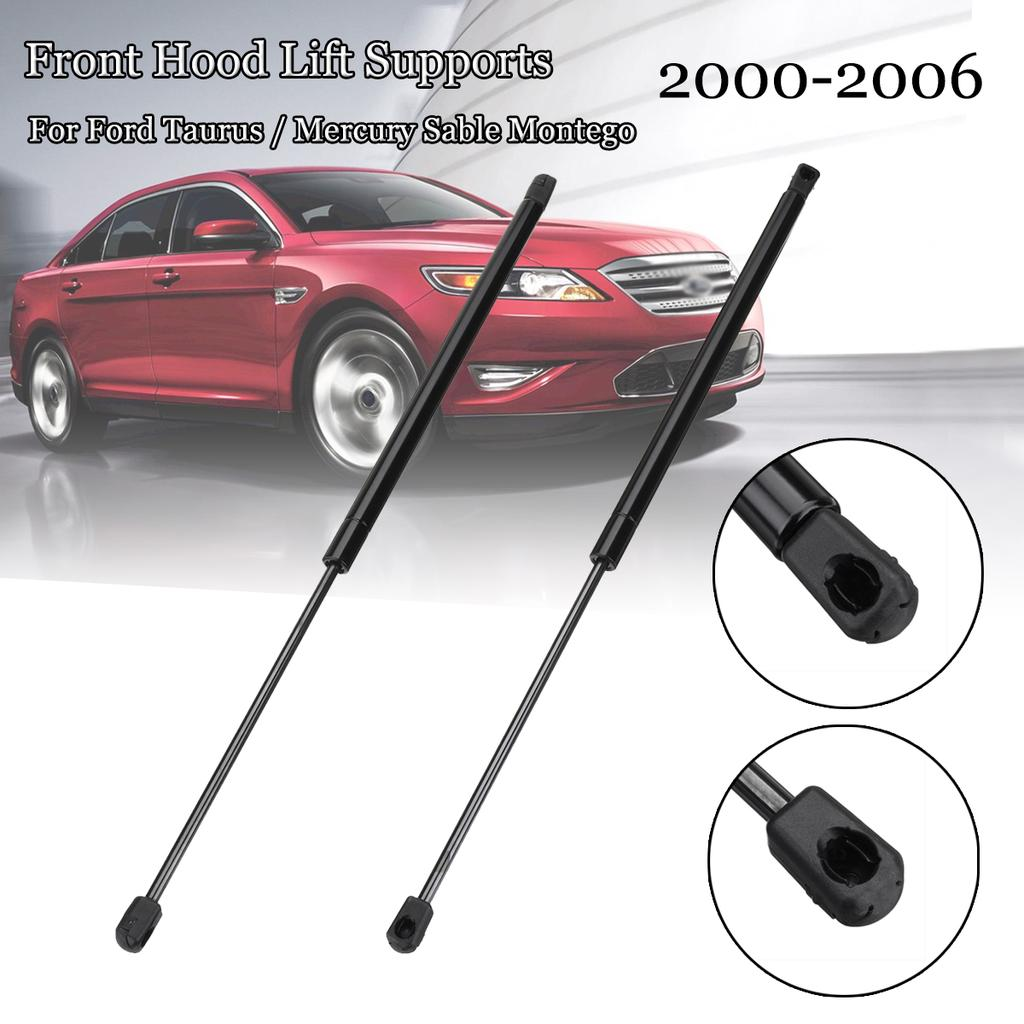 A-Premium Rear Tailgate Lift Supports Shock Struts Compatible with Ford Taurus 2009 Set of 2