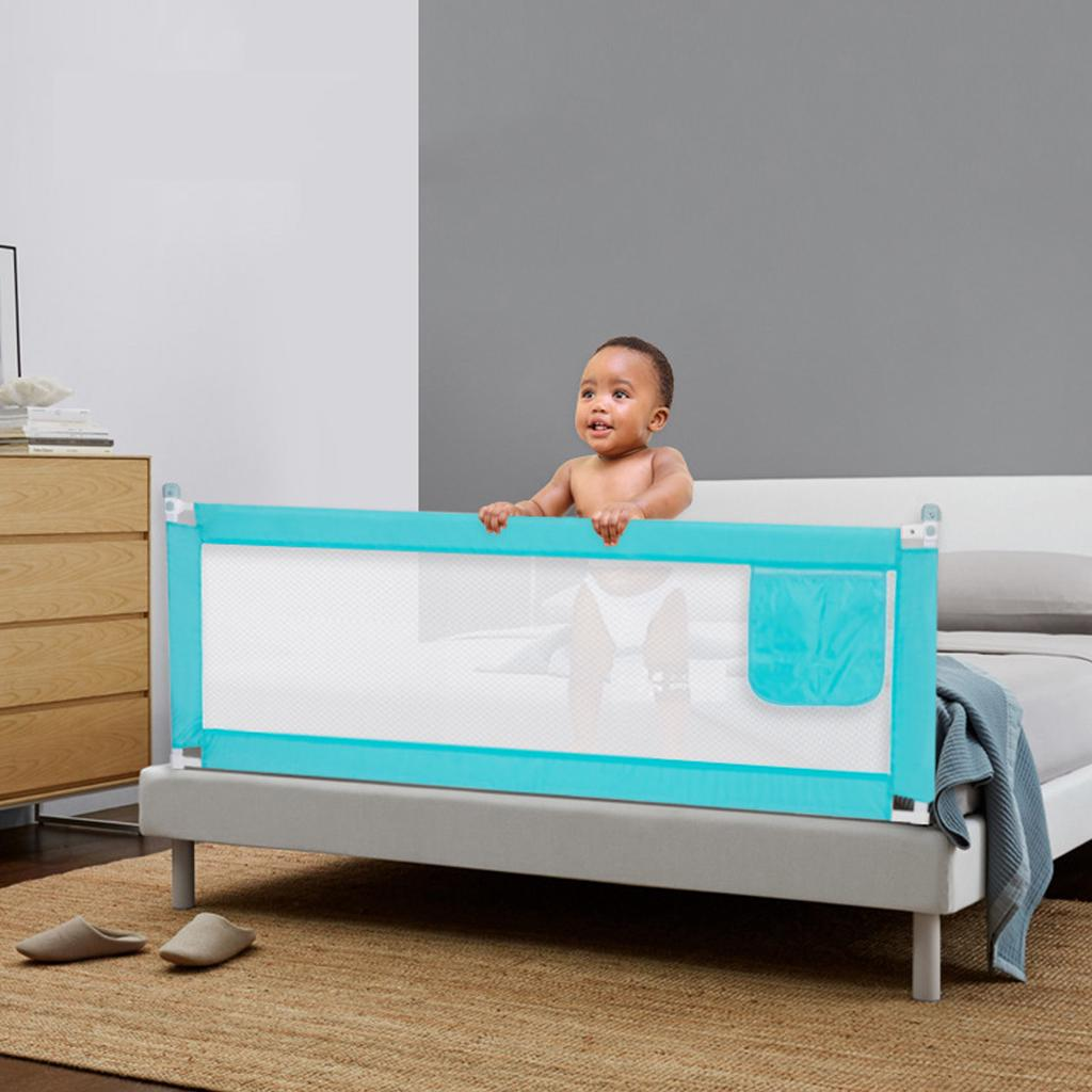 Bed Rail Baby Fence Safety Gate Barrier Rail Crib Rails Security Fencing Children Guardrail Playpen Buy From 90 On Joom E Commerce Platform