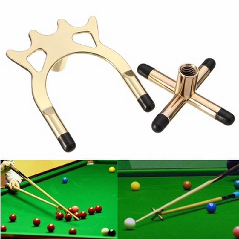 Pool Snooker Table Cue Rests CROSS /& SPIDER NYLON RESTS