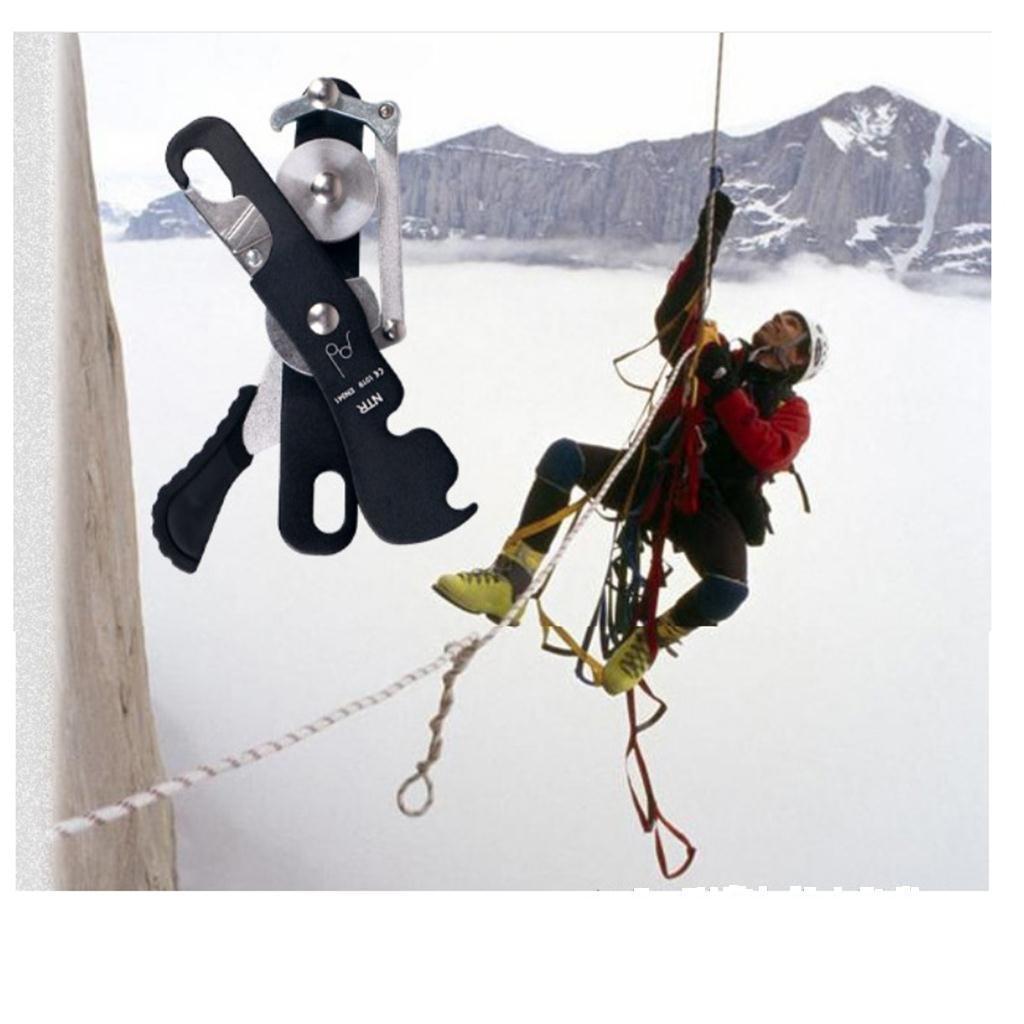 Aluminium Abbildung 8 Abseiler Baumpfleger Klettern Rettung Abseilen