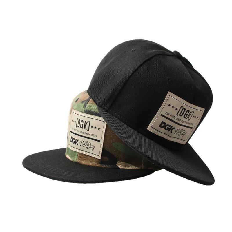 SnapBack caps béisbol cap dgk sombrero gorras planas plana Hip Hop -  comprar a precios bajos en la tienda en línea Joom 24d5ac387a3