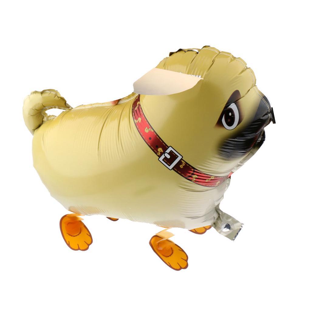 T-Rex Walking Pet Balloon Animal Airwalker Foil Helium Kids Fun Parties Toys