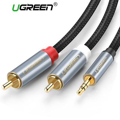 Ugreen Jack 3.5 Mm To 2.5 Mm Audio Adapter 2.5mm Male To 3.5