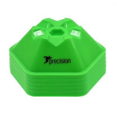 Training Gym Drills Precision Football Cones Pro HX Saucer Set of 50