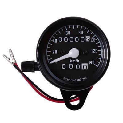 IPOTCH Cable de Sensor Veloc/ímetro Od/ómetro de Motocicleta Kph 3 Hilos Negro
