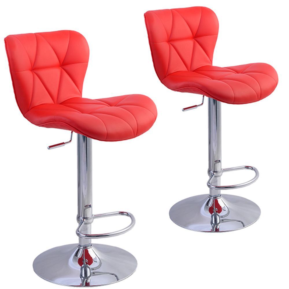 Fesselnde Moderne Stühle Günstig Ideen Von 2 Stk Bar Hocker Pu Leder Stühle