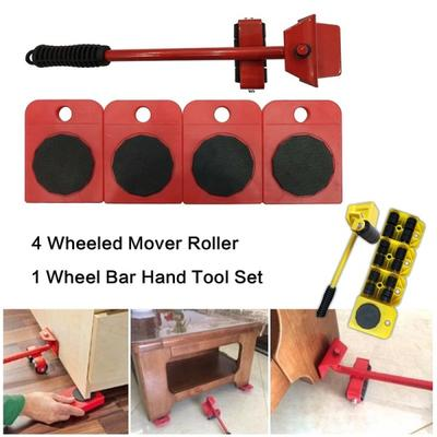 Meuble Outil transport Shifter Moving roue Slider Remover Roller 1pc