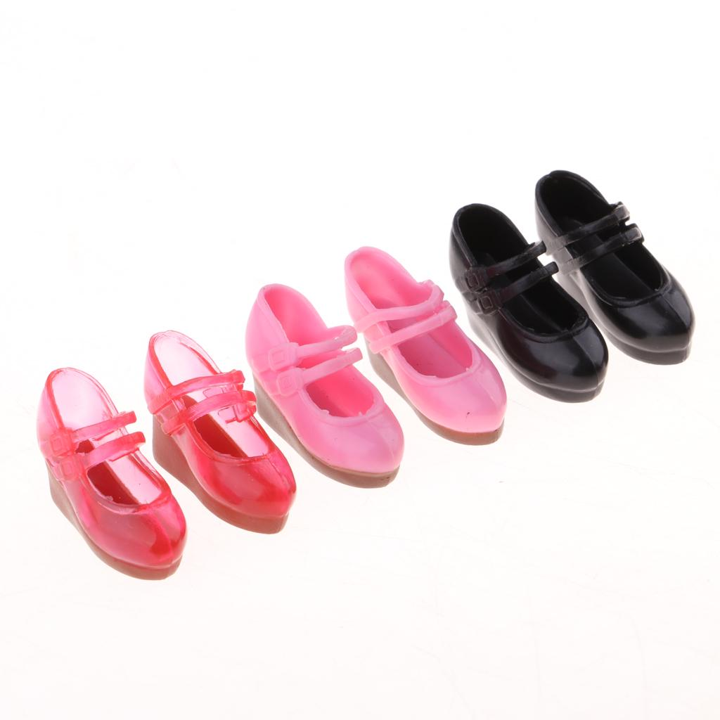 1//6 BJD Doll Boots Shoes for Dollfie Dolls Clothing Accessories Flats