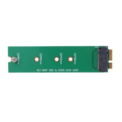 SSD Card M 2 NGFF to 18 Pin Blade Adapter for Asus UX31 UX21 Zenbook