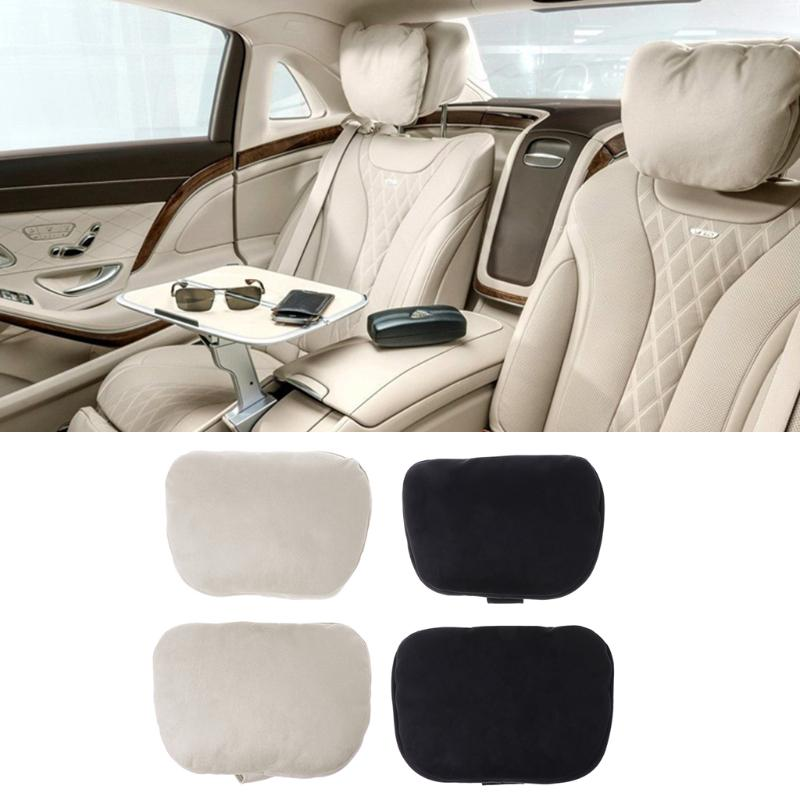 Fit For Benz W204 W203 Maybach Design S Class Car Headrest Neck Pillows Seat 1x
