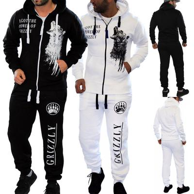 Hoodie Tracksuits Sportwear Outfit Sport Fitness Plus Size Oversize Athletic