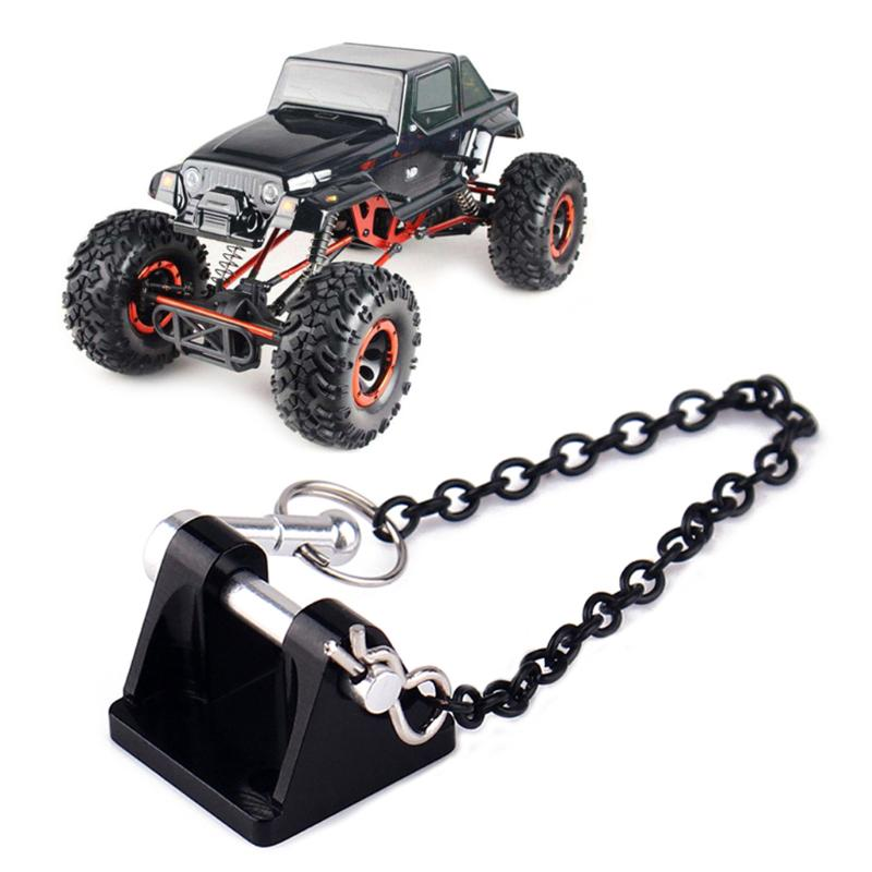 1:10 RC Buggy Car Towing Hitch Shackles Trailer Hook for SCX10 D90 CC01 D110