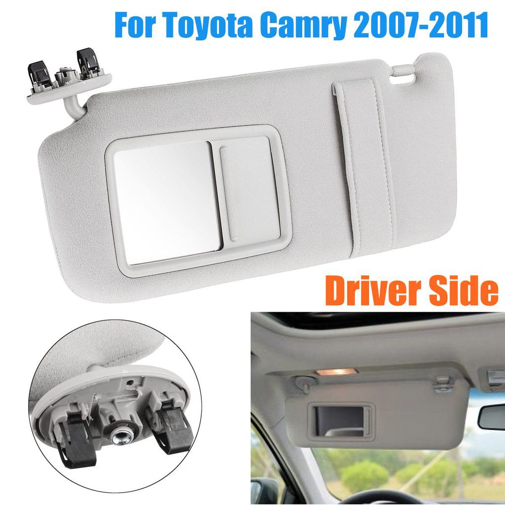 Left passenger side wing mirror glass for Toyota FJ Cruiser 2006-2012