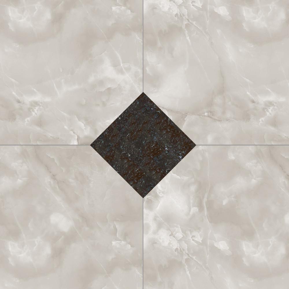 10PCS//Set Diagonal Decorative Self Adhesive Seam Tile Stickers Tile Art Home Dec