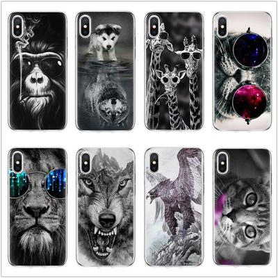 Half-wrapped Case Tpu Soft Accessories Phone Cover Case For Huawei Honor 4c 5a 5x 5c 6 Play 6x 6a 6c Pro 7x 8 9 Lite V8 V10 Skeleton Bones Novelty Cellphones & Telecommunications
