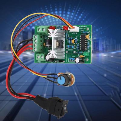 7-30V DC Digital Display Stepper Motor Speed Controller Governor Driver Control Module YF-20