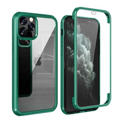 360 Full Tempered Glass Case with Touch Sensitive Screen Phone Case for iPhone11Pro XS Max/XS/XR/X