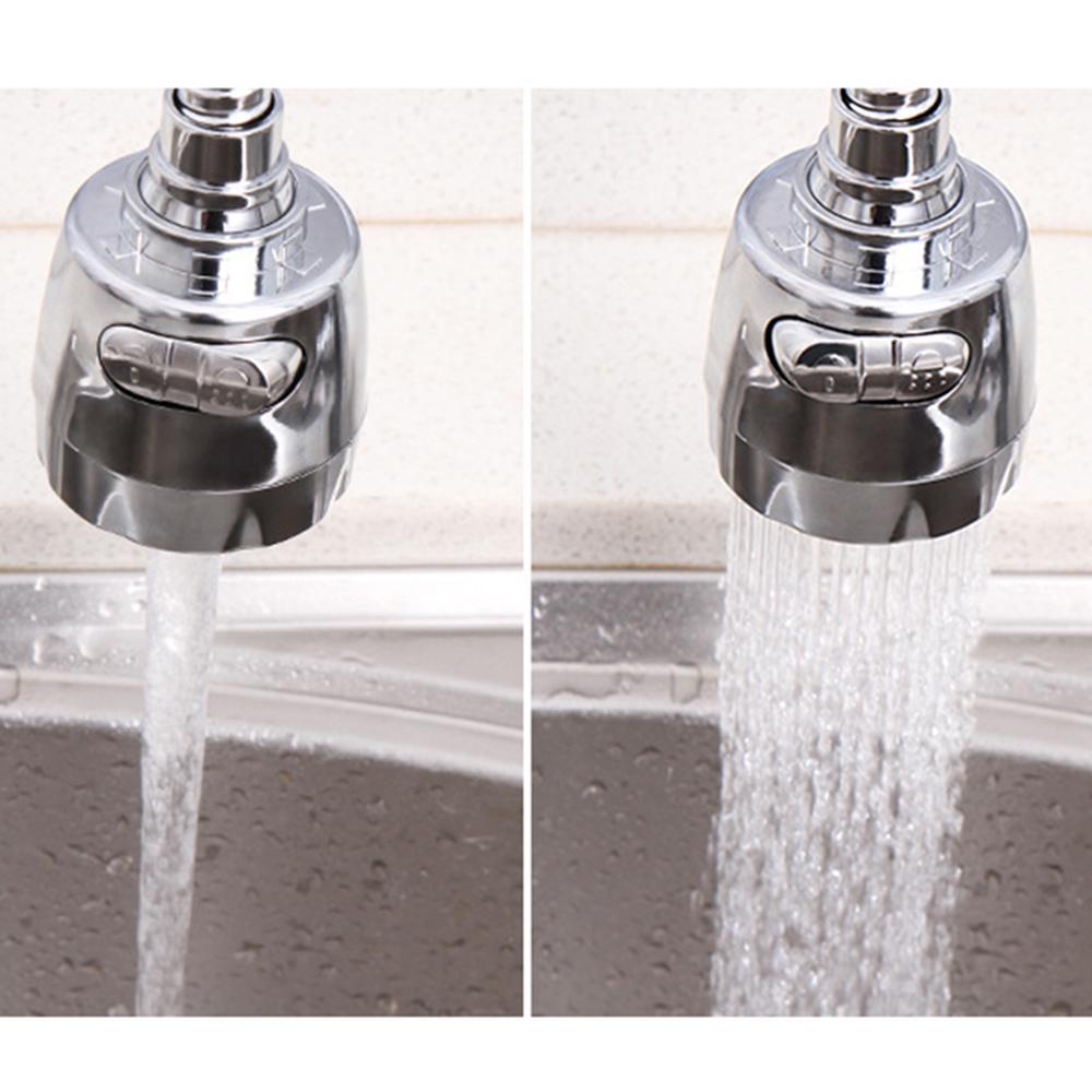 360° Rotating Faucet Booster Shower For Kitchen Water Splash Saver Water Filter