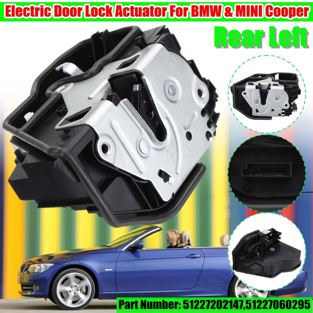 51227202147 Car Rear Left Power Electric Door Lock Actuator Key Replacement For Bmw Mini Buy At A Low Prices On Joom E Commerce Platform