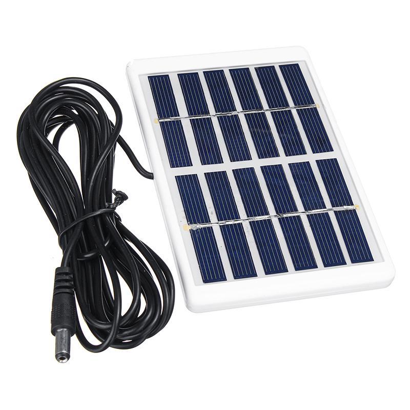 80W Monocrystalline Solar Panel with 5 Metres Solar Cable