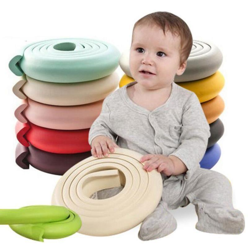 Children Protection Table Edge Desk Corner Protector Guard Strip Baby Safety