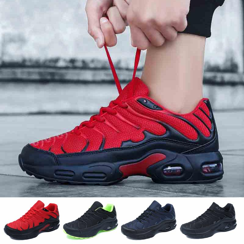 Mens Sport Casual Lace Up Basketball Breathable Jogging Trainers Sneakers Shoes