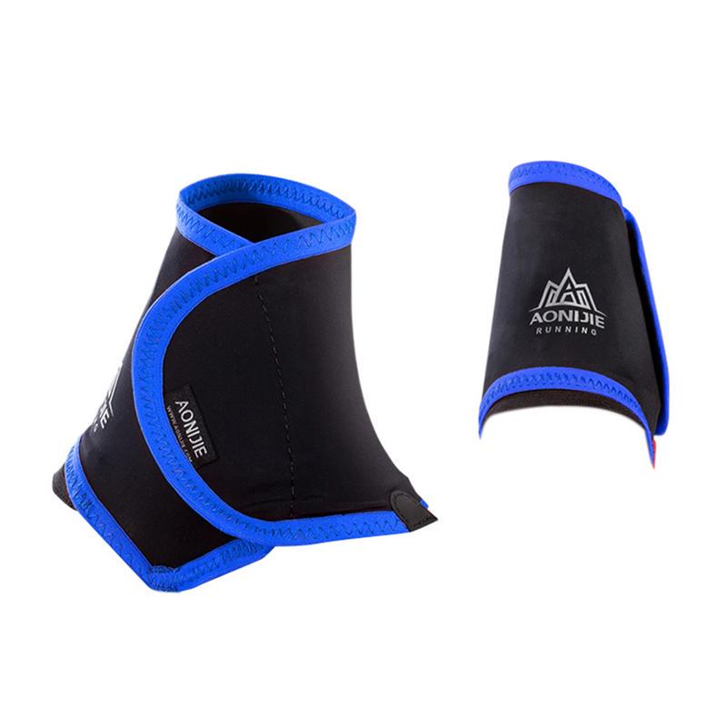 AONIJIE Outdoor Low Trail Ankle Walking Gaiters Prevent Sand Protective Shoe Covers
