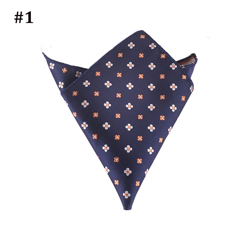 Suit Handmade Paisley Hanky Pocket Square Handkerchief For Wedding Dress Party