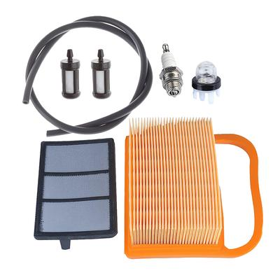 Air Filter With Primer Bulb Bulb Fuel Tune Up Kit For Stihl