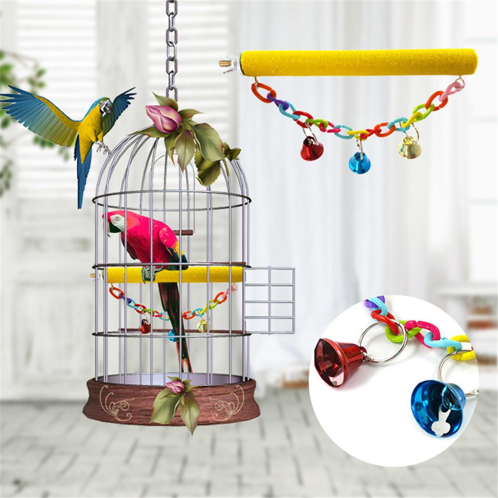 Bett Haus für Papagei Taube gewebtes Stroh Vogel Nest Käfig Vogelhaus