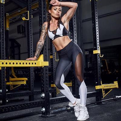 Women's Fashion High Waist Sports Gym Yoga Running Fitness