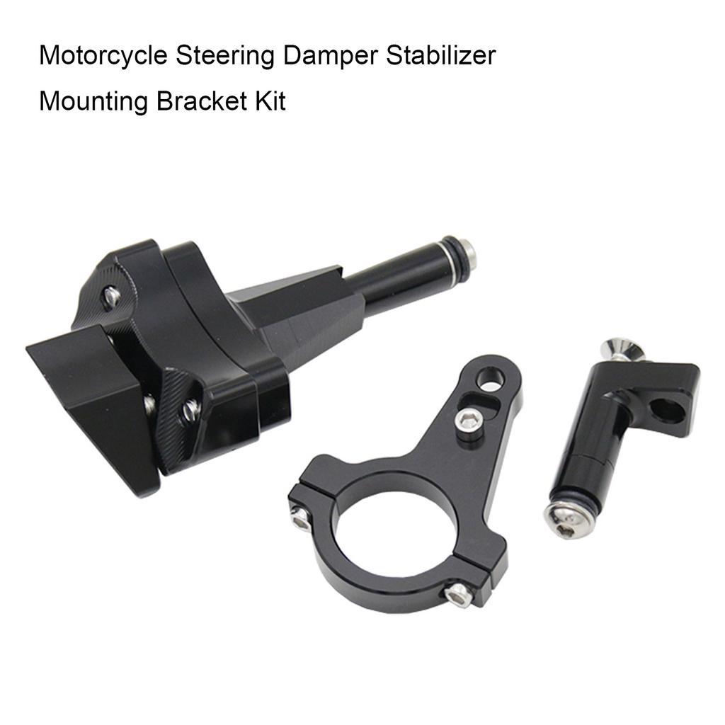 2PCS 22//28MM ATV Motorcycle Front Stable Handlebar Riser Clamp Mount Bracket CNC